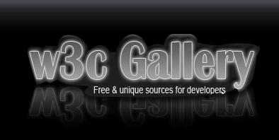 css gallery, css scripts showcase ,php scripts,ajax scripts,CMS Drupal,CMS Joomla,CMS WordPress:W3CGallery.com w3c Gallery- css gallery