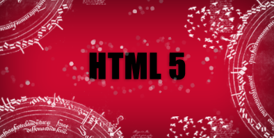 Welcome to HTML 5
