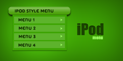 Query Menu: Dropdown, iPod Drilldown, and Flyout styles with ARIA Support and ThemeRoller Ready