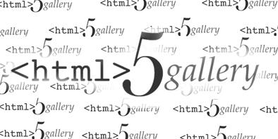 html5 design gallery