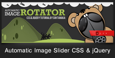 Automatic Image Slider  CSS & jQuery