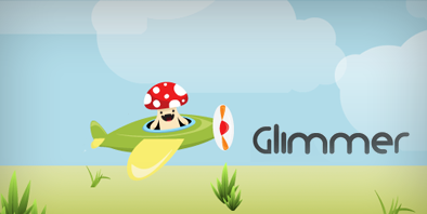 glimmer animation jquery