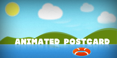 Crafting an Animated Postcard With jQuery