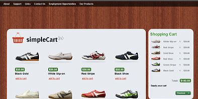 SimpleCart(js), a Free WP E-commerce & Thematic Child Theme ∞
