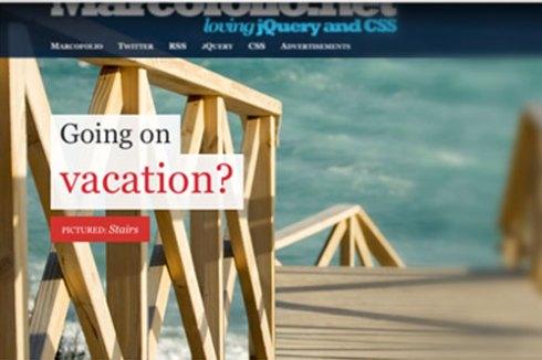 jQuery background image slideshow
