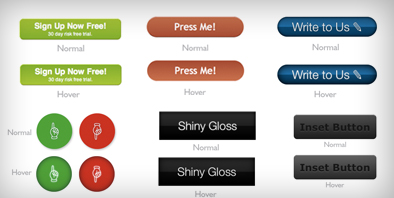 6 Useful CSS Button Recipes You Can Copy & Paste