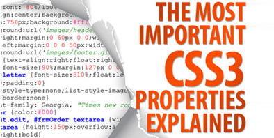 The Most Important CSS3 Properties Explained