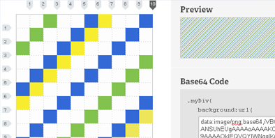 Patternify is a simple pattern generator